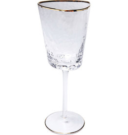 KARE DESIGN White Wine Glass Hommage