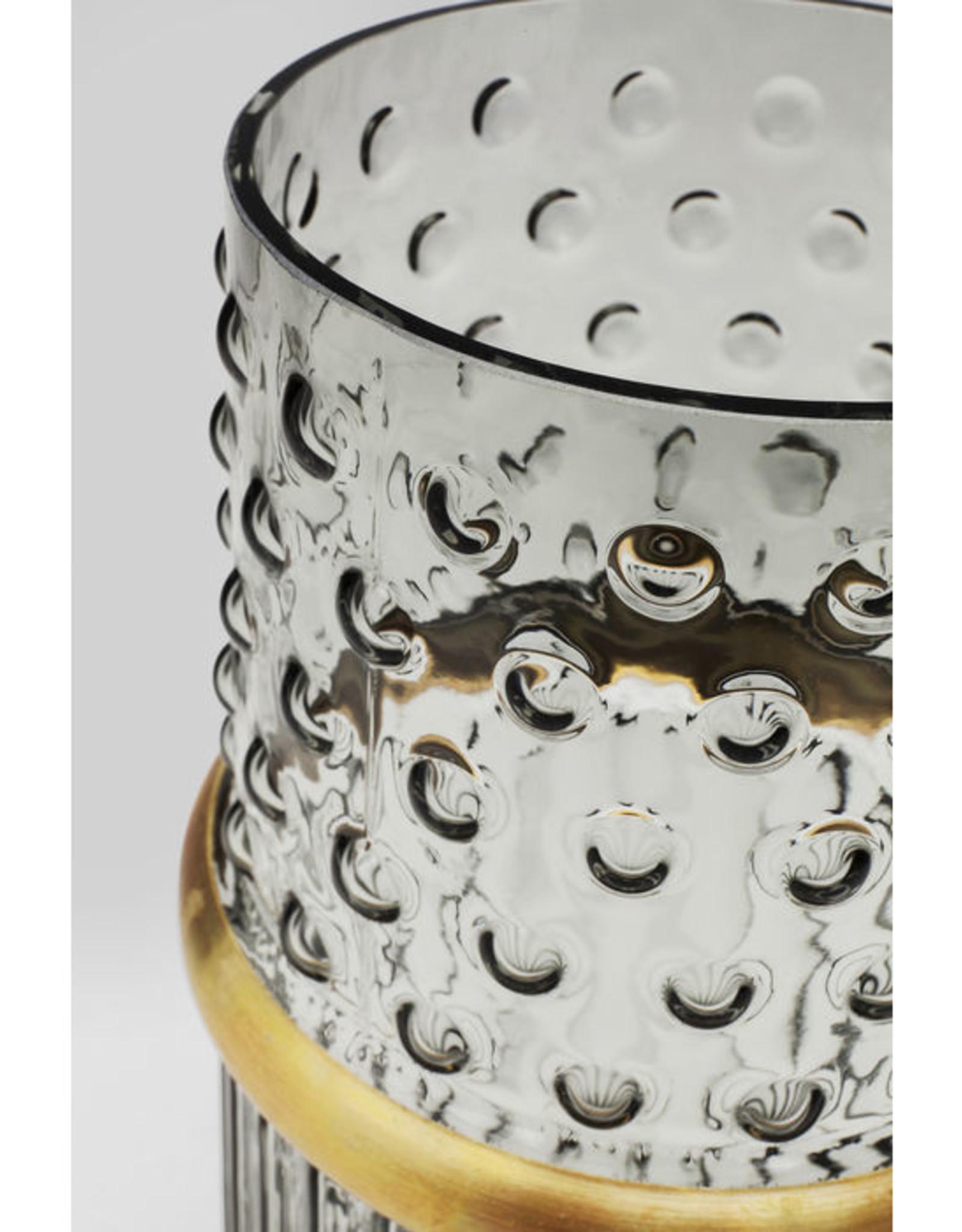 KARE DESIGN Vase LA Gray 32cm