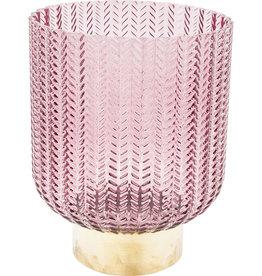 KARE DESIGN Vase Barfly Berry 20cm