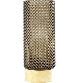 KARE DESIGN Vase Barfly Dark Green 25cm