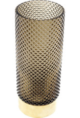 KARE DESIGN Vase Barfly Dark Green 25cm