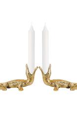 &Klevering Crocodile candle holder - rechts