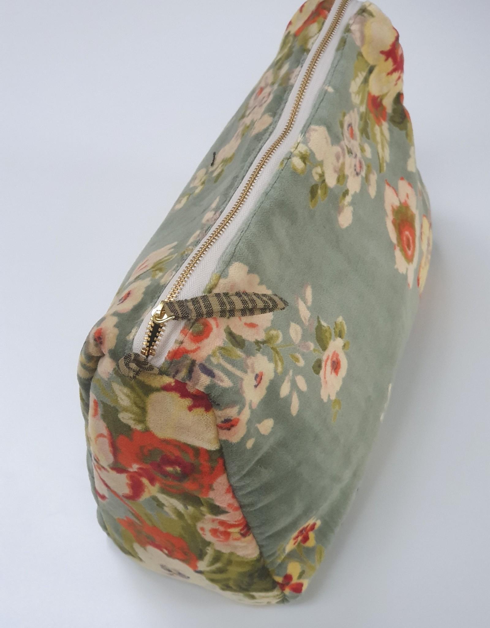 BANGALORE Toilet bag 31x18x12 cm, JADE