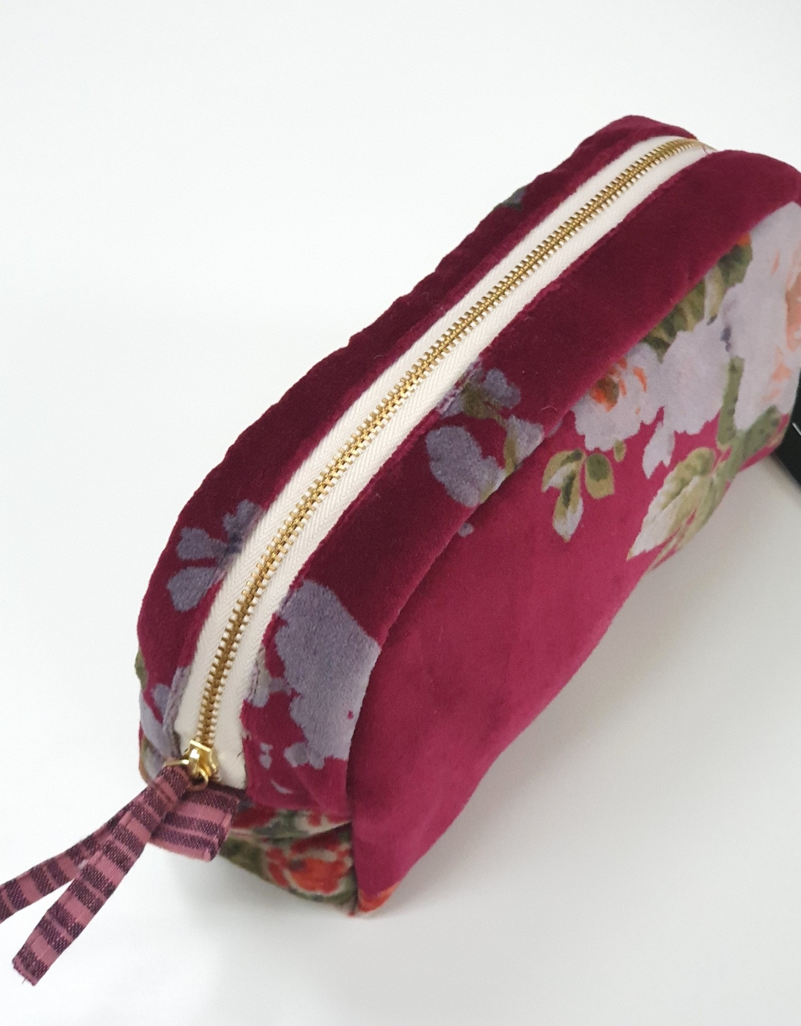 BANGALORE Toilet bag 21X15X10 cm, RUBIS