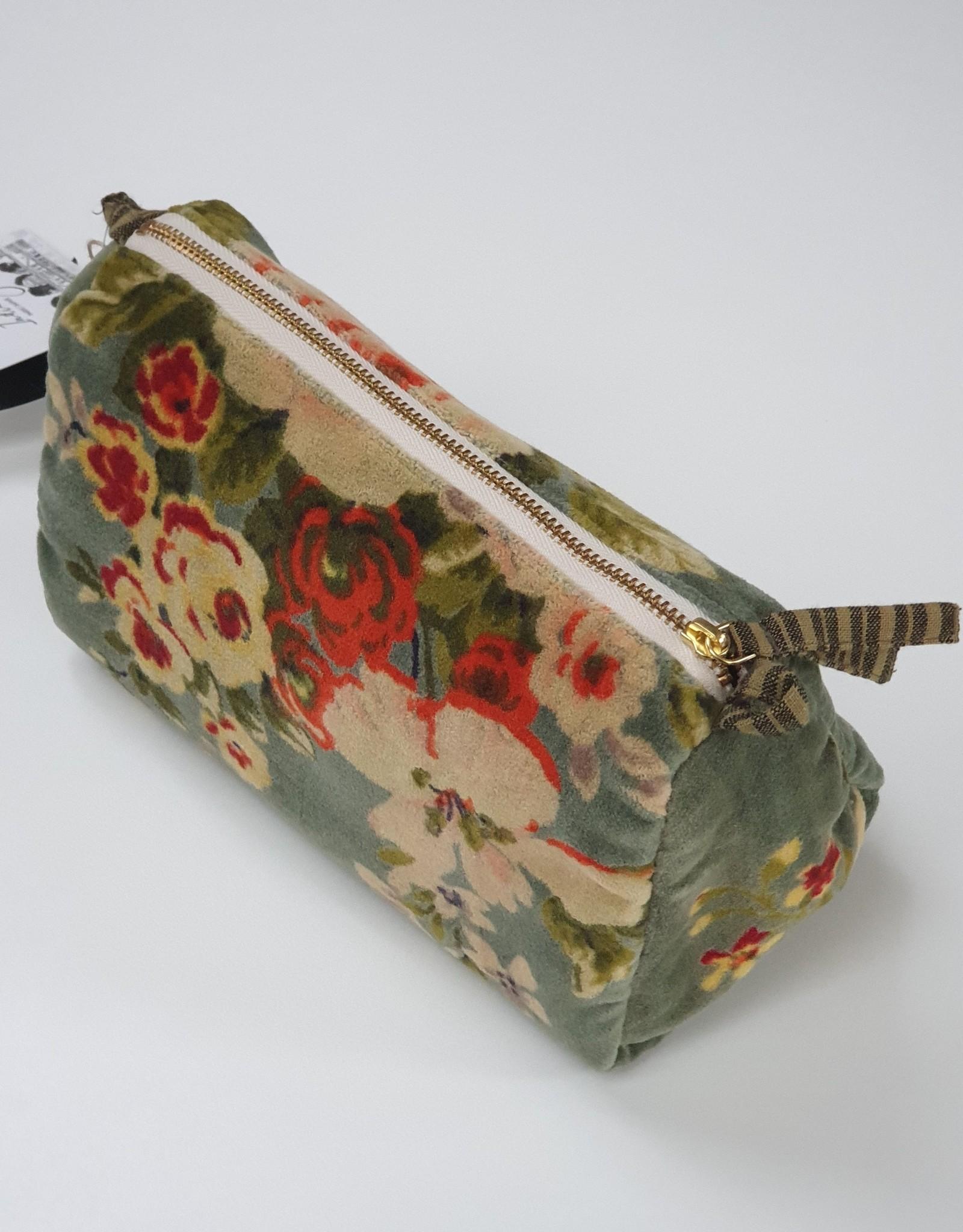 BANGALORE Toilet bag 21x11x10 cm, JADE