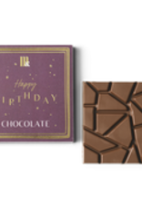 Me & Mats ME&MATS chocolate - Burgundy Stars