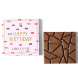 Me & Mats ME&MATS chocolate - Happy Birthday