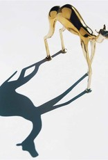 &Klevering Statue camel brass
