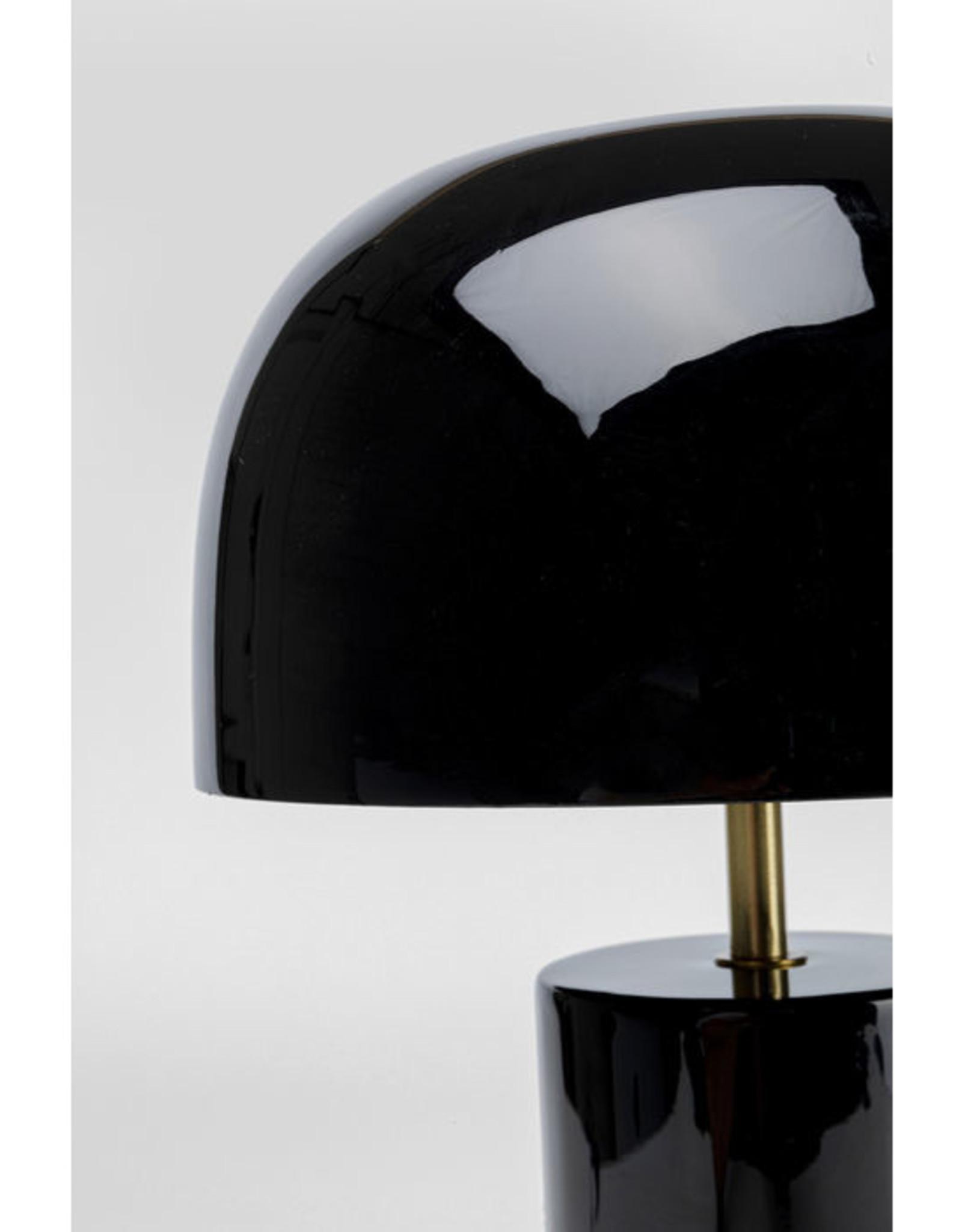 KARE DESIGN Table lamp Loungy Black