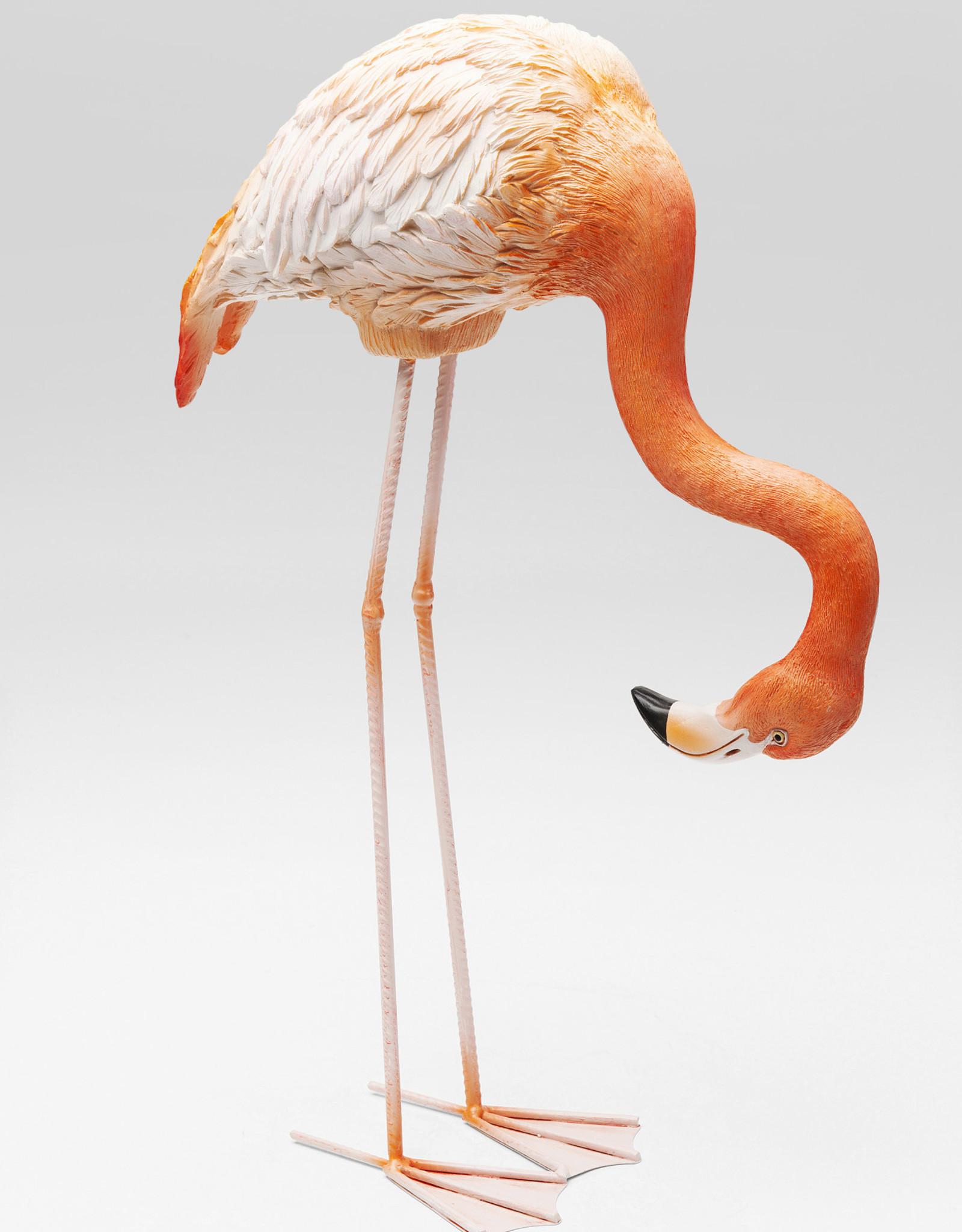 KARE DESIGN Deco Object Flamingo Road 58cm