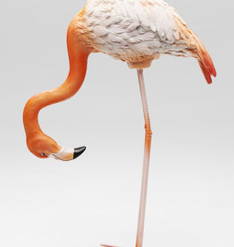 KARE DESIGN Deco Object Flamingo Road 58cm