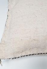 Diamond XX: berber kussen Marokko, 100% wol, handgemaakt