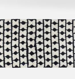 KARE DESIGN Carpet Shaggy Check 240x170cm