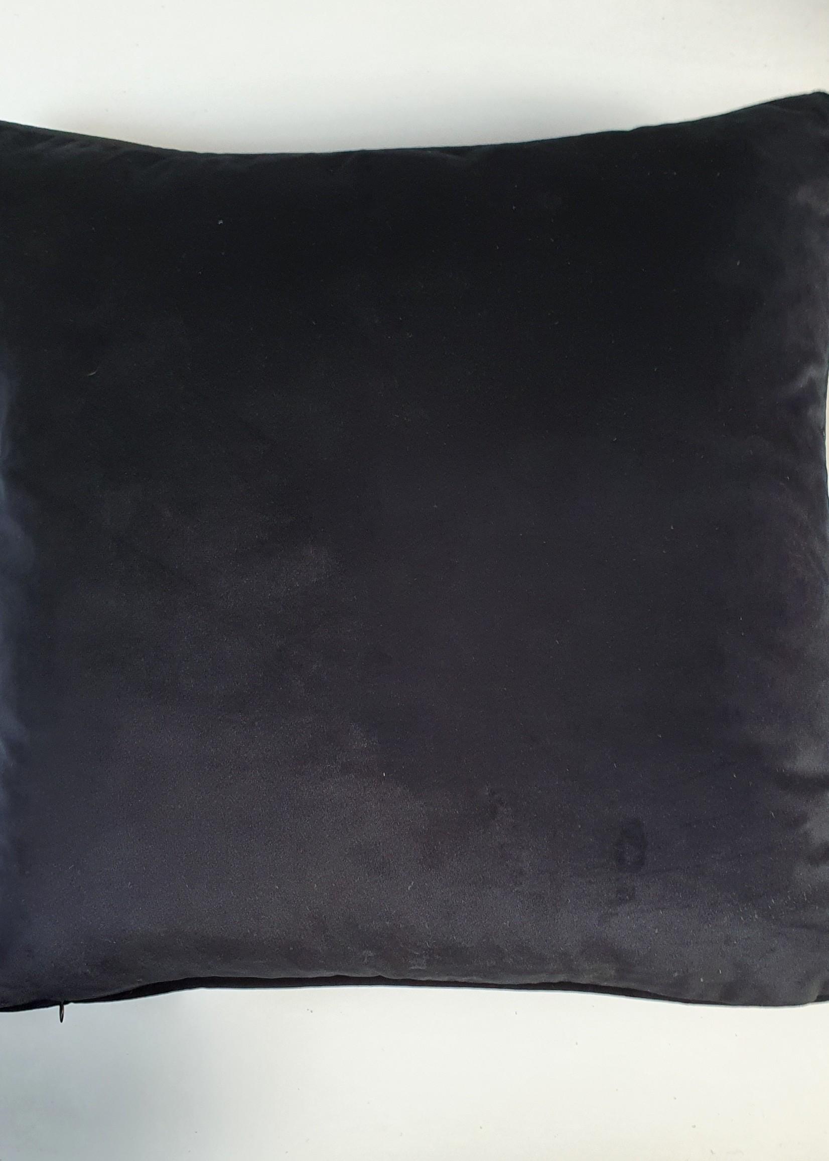 EIGHTMOOD Colibri, Cushion, W45xL45cm, Black