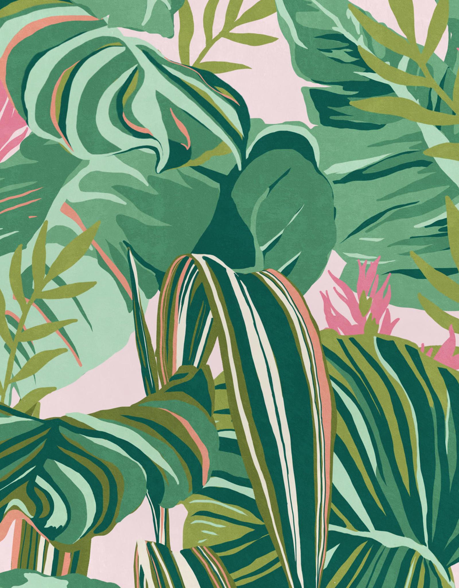 MINDTHEGAP Designer Wallpaper TROPICAL FOLIAGE