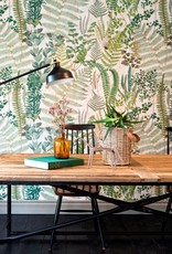MINDTHEGAP Designer Wallpaper GREEN SANCTUARY