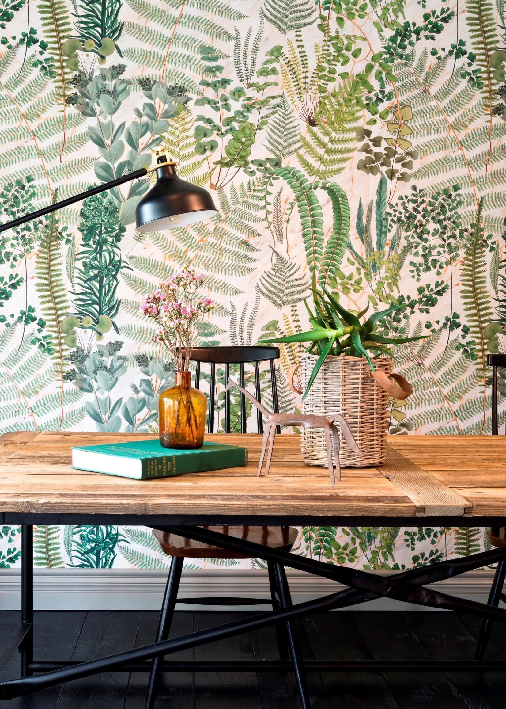 MINDTHEGAP Designer Wallpaper GREEN SANCTUARY