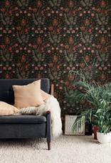 MINDTHEGAP Designer Wallpaper GIPSY Anthracite