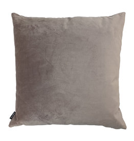 Vanilla Fly VELVET CUSHION - 50X50 - MAUVE