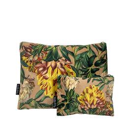 Vanilla Fly MAKEUP BAG & POUCH VELVET - fleurjaune1