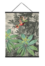 Vanilla Fly POSTER + FRAME - FLYING BIRDS - 50x70