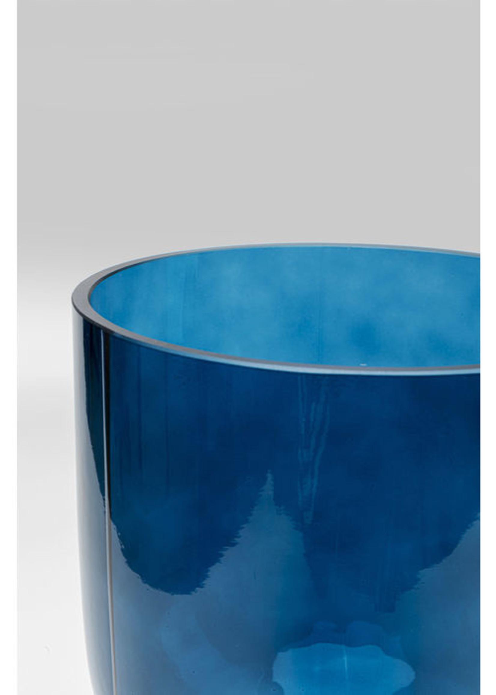 KARE DESIGN Vase Marvelous Duo Blue Purple 40