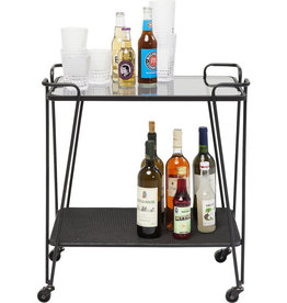 KARE DESIGN Tray Table Mesh