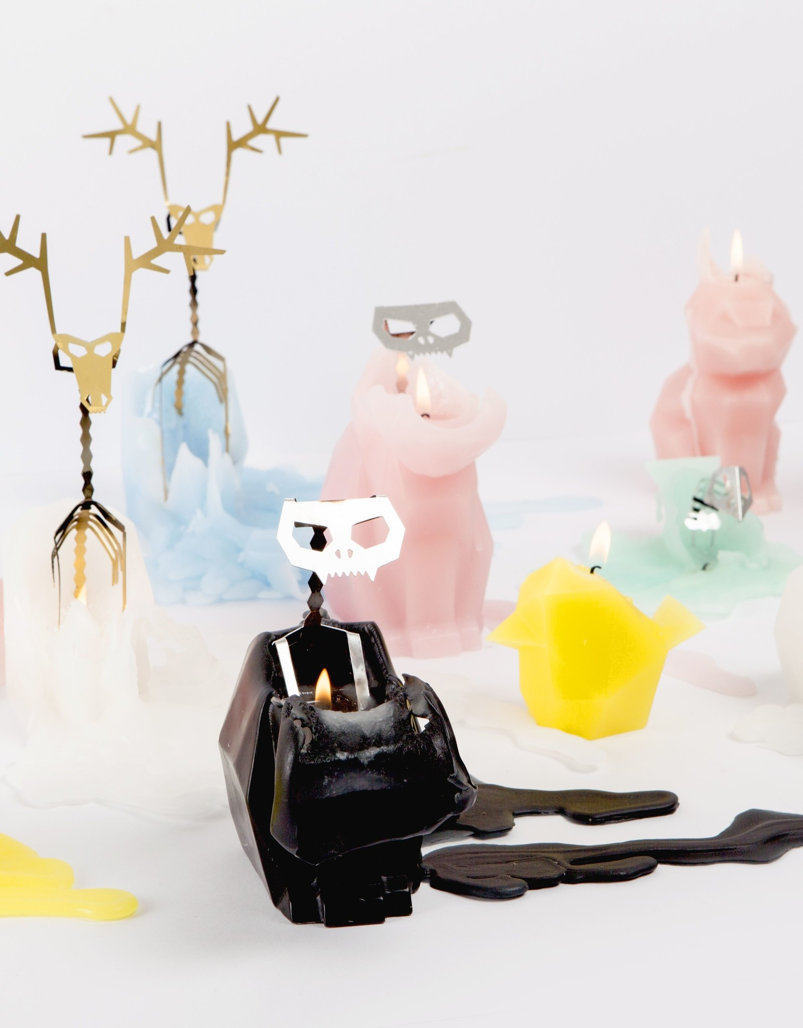 Pyropet Pyropet Voffi Candle - Mint