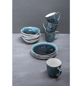 KARE DESIGN Breakfast Set Mustique (12-part)