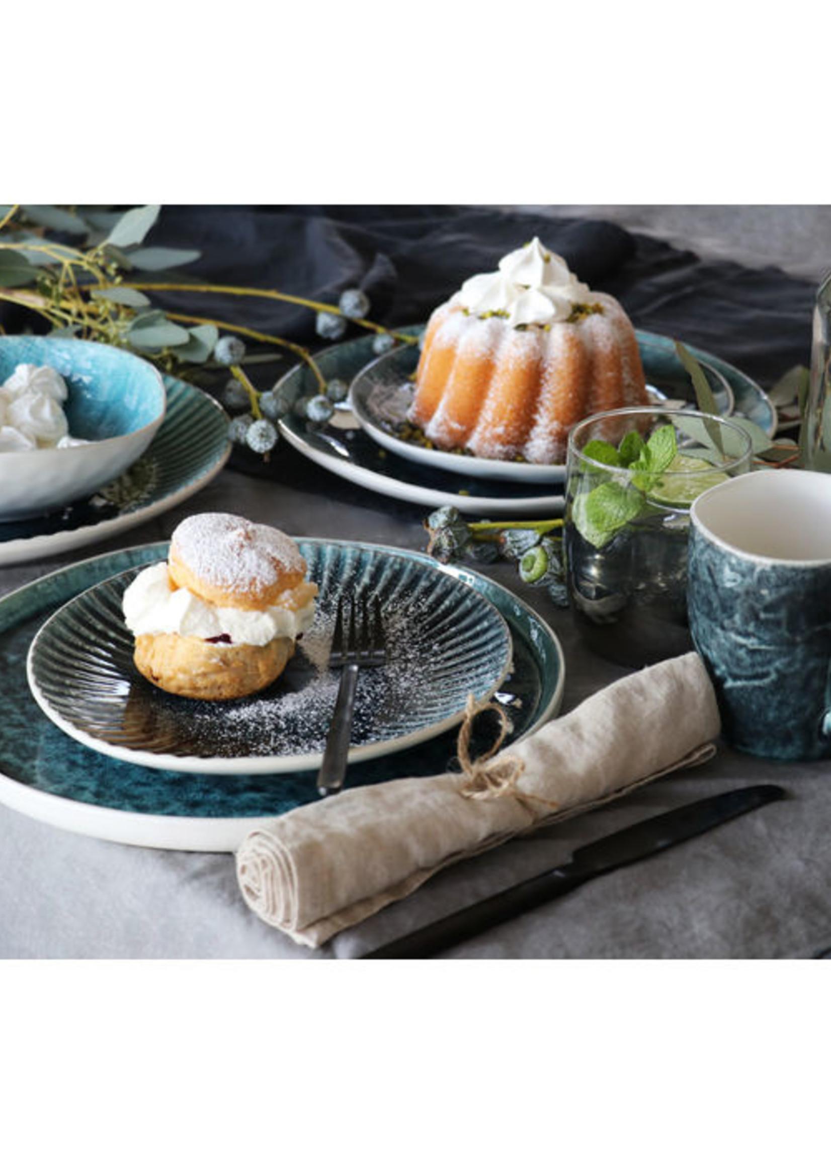 KARE DESIGN Breakfast Set Mustique (12-part)
