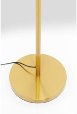 KARE DESIGN Floor Lamp Golden Goblet Ball