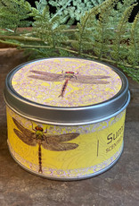 Vanilla Fly SCENTED CANDLE - SOY WAX - ocean