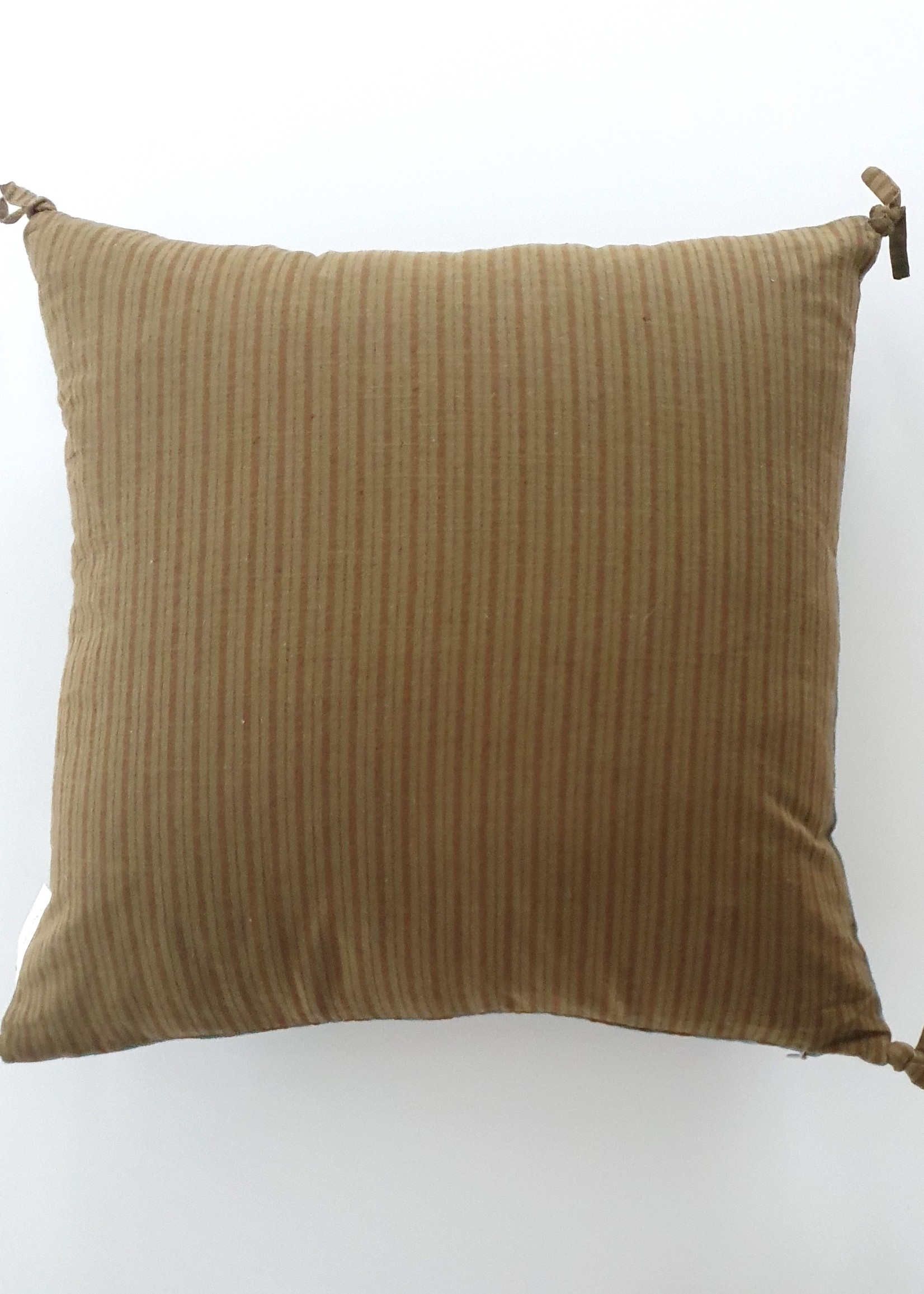 MUMBAI Coussin 45X45 cm OLIVE