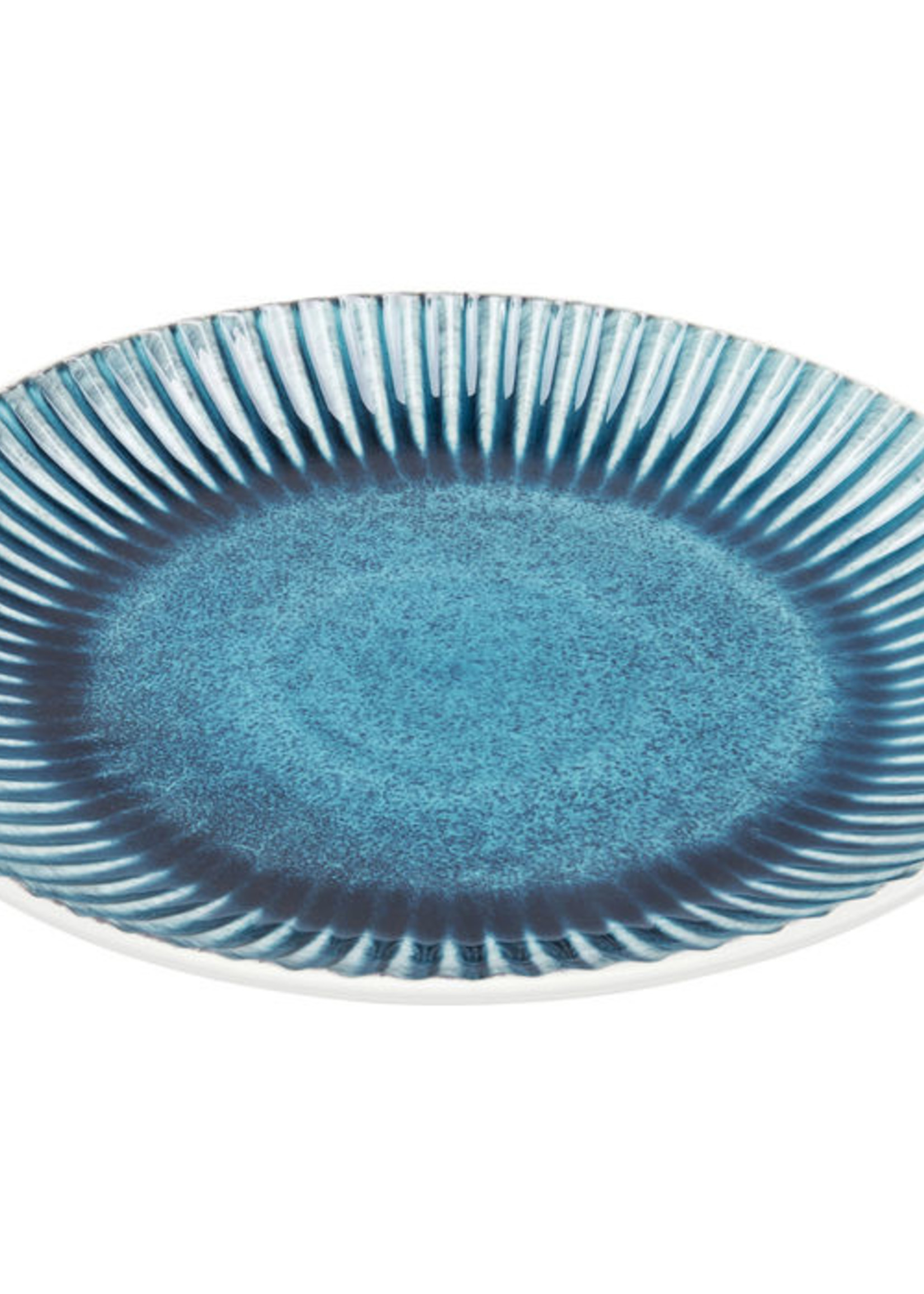 KARE DESIGN Plate Mustique Rim Ø29cm