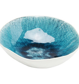 KARE DESIGN Bowl Mustique Rim Ø 17 cm