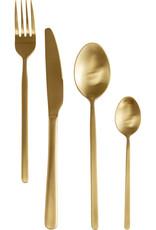 KARE DESIGN Cutlery Gloria Matt Gold (16-part)