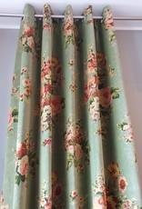 BANGALORE  curtain 135X280 cm JADE