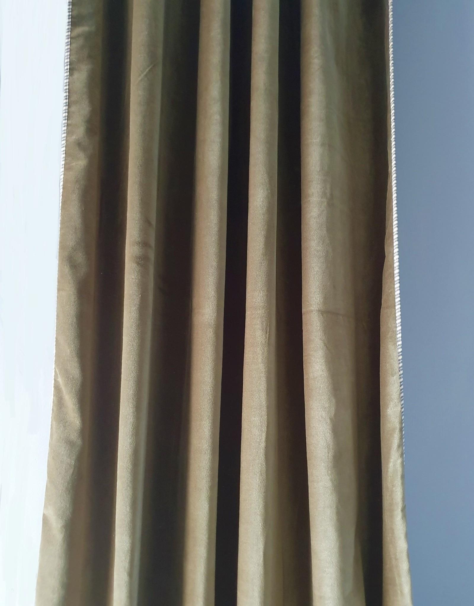 NAMASTE curtain 140X260 cm TAUPE