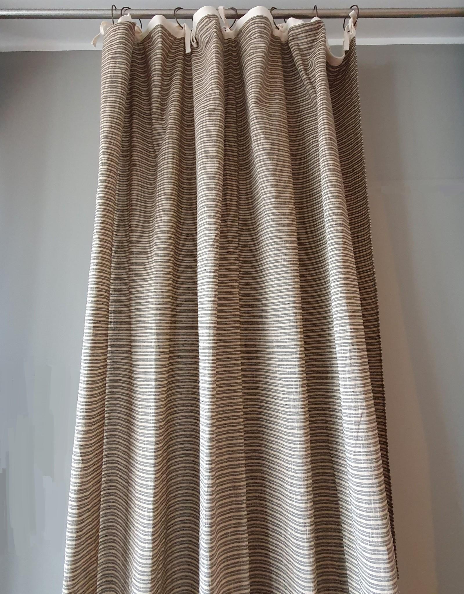 PUNJAB  curtain 135X280 cm BEIGE