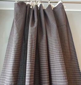 PUNJAB  curtain 135X280 cm ZINC