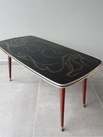 *SOLD* Vintage salontafeltje, 1950s