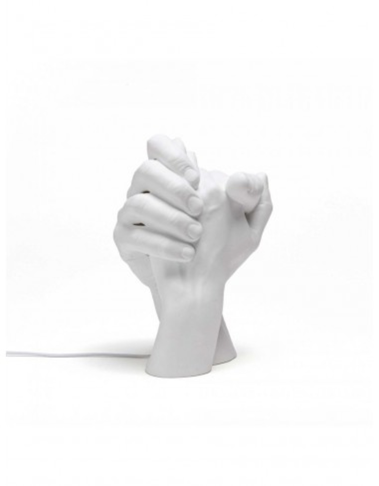 """Seletti PORCELAIN LAMP """"WITH ME"""""""