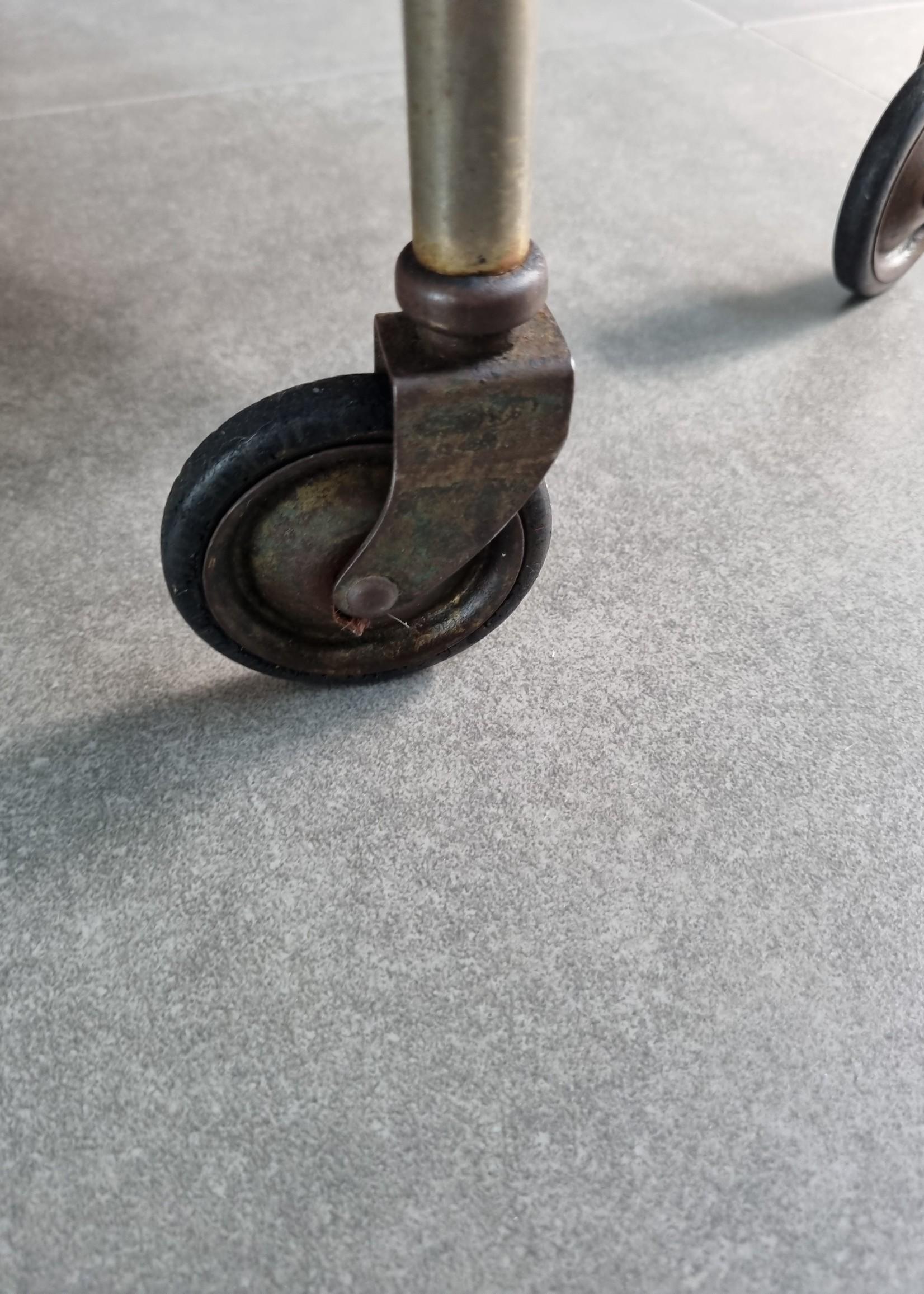 * SOLD * Vintage bartrolley, jaren 60