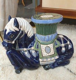 *SOLD* Vintage keramische paard
