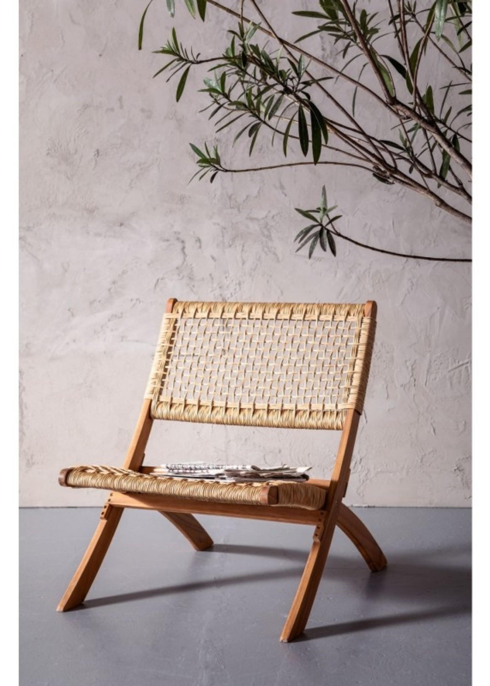 KARE DESIGN Folding chair Copacabana