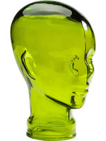 Headphone mount Transparent Green