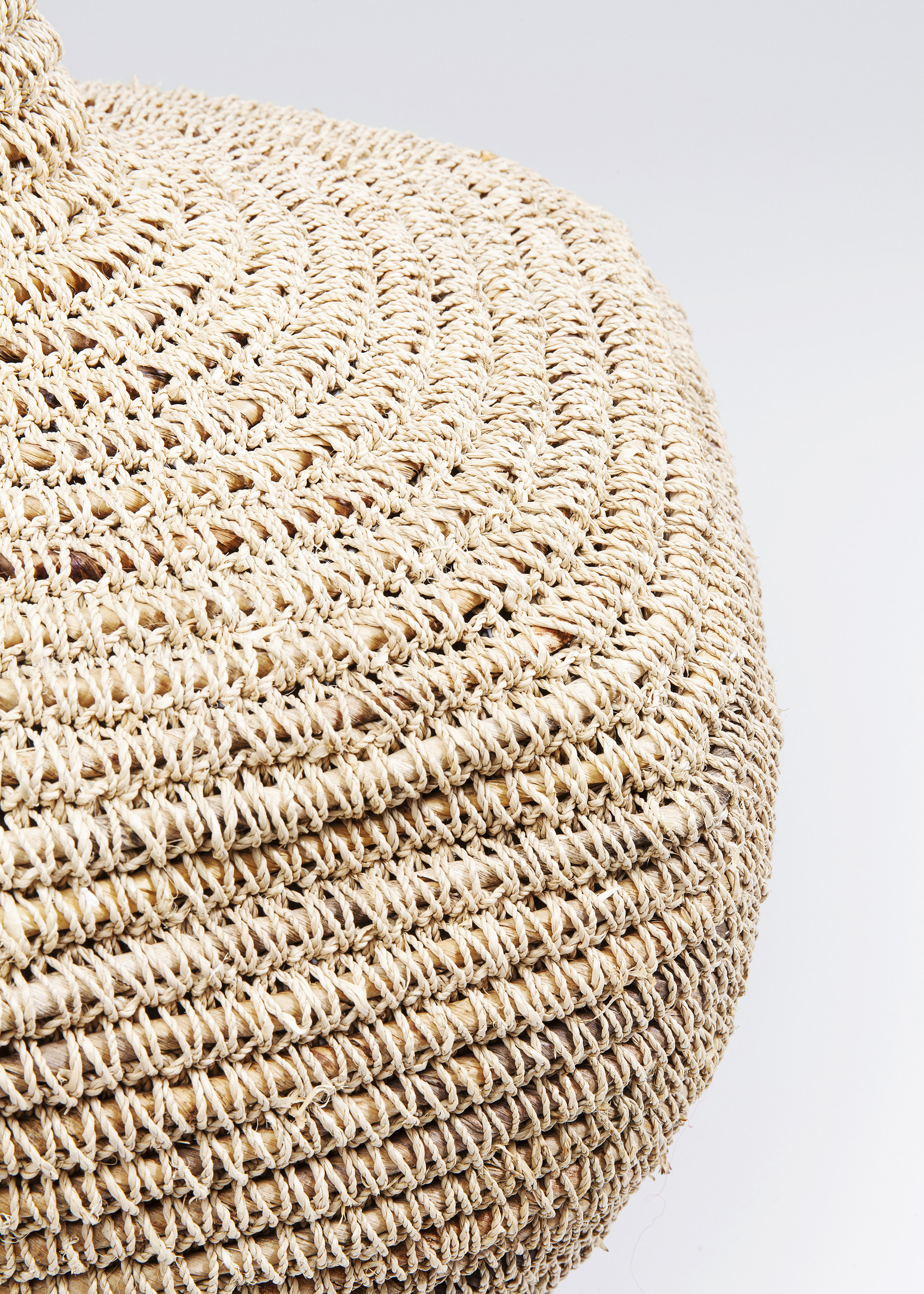 KARE DESIGN Basket Village Tulip Ø40cm