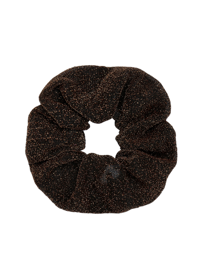 SCRUNCHIE DISCO GOLD