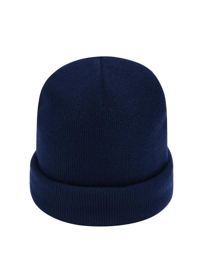BEANIE DARK BLUE