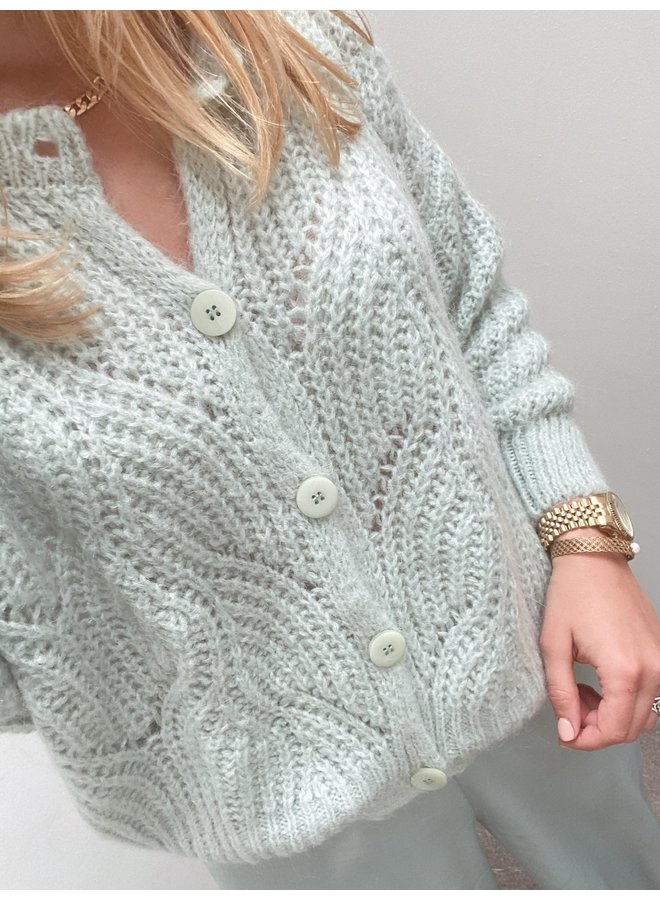 LE TREND - BLAIR PULL MINT